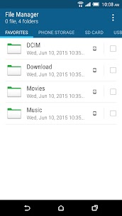 HTC File Manager 1
