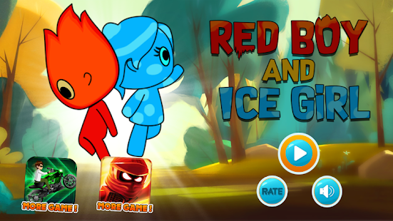 Red boy & Ice girl - Adventure Game For Kid - náhled