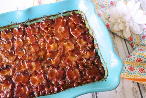 The Angry Pig Baked Beans