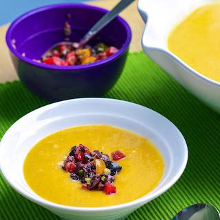 Yellow Tomato Soup