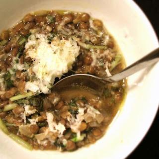 Savory Lentils & Greens Recipe