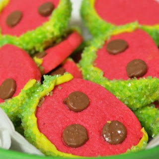 Delicious Watermelon Cookies