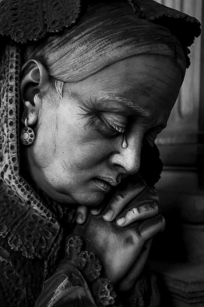 La lacrima di pietra di LucaMonego