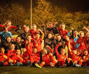Red Flames U15 bereiden zich voor op leuk oefenduel