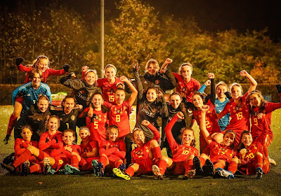 Red Flames U15 kloppen Wolvertem-Merchtem in oefenpot