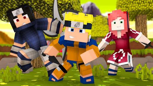 玩免費書籍APP|下載Skins for MinecraftPE - Naruto app不用錢|硬是要APP