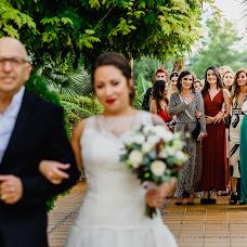 Wedding photographer Dario Sanz padilla (sanzpadilla). Photo of 29.10.2018