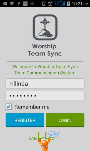 Worship Team Sync