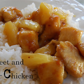 Friday Favorite – Sweet and Sour Chicken