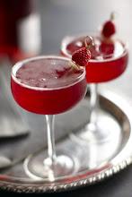Photo: Raspberry Ginger Bellini