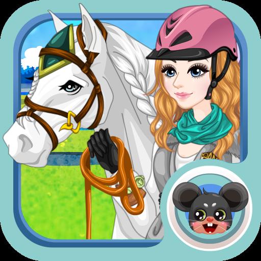 馬ドレスアップ - 馬のゲーム 休閒 App LOGO-APP試玩