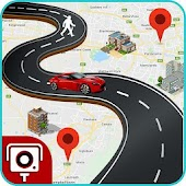 GPS Map Finder - Live Speed Camera Detector