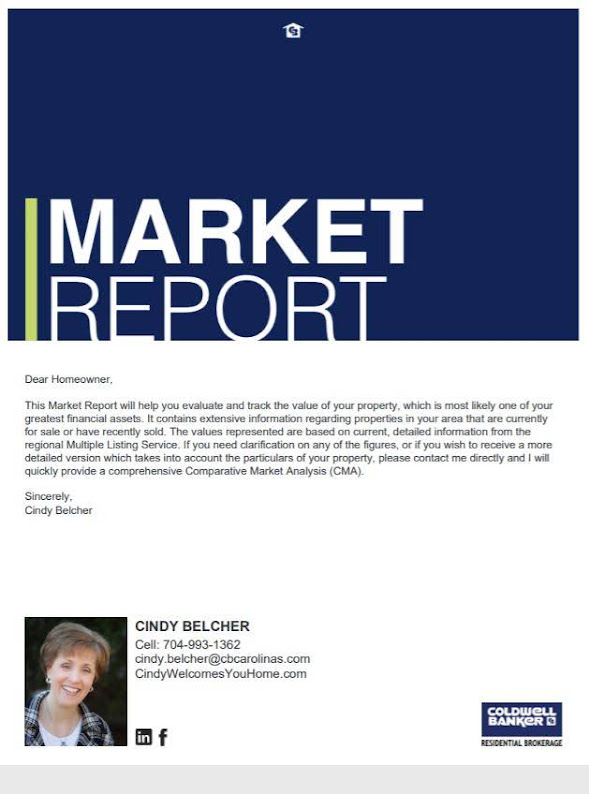 Neighborhood Market Report