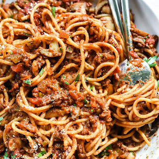 Homemade Spaghetti Meat Sauce Recipes.