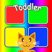 QCat - Toddler Learn Color