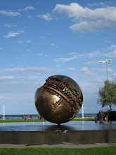 Photo: la palla di Pomodoro