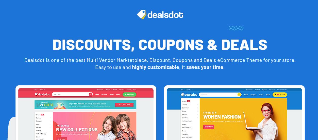 Dealsdot wordpress theme
