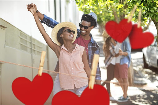 Valentine's Day may set hearts aflutter for some happy couples