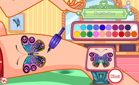 Tattoo designs salon 1.0.2 screenshot 540406
