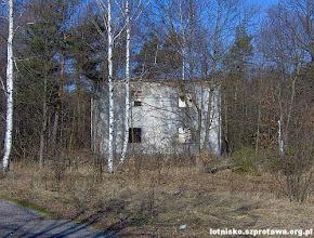 Photo: Ruina dawnej willi komendanta
