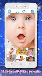 Dítě Prezentace Fotek s Hudbou - náhled