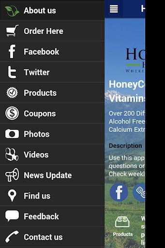 HoneyCombs Herbs Vitamins
