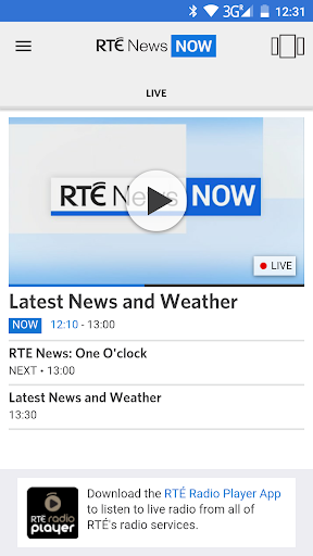 RTÉ News Now screenshot 3