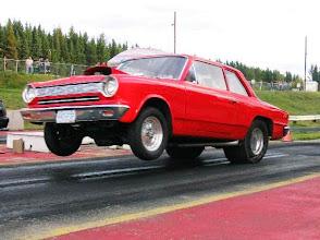 Photo: Brad Stevenson's '64 Rambler American 390 5-speed