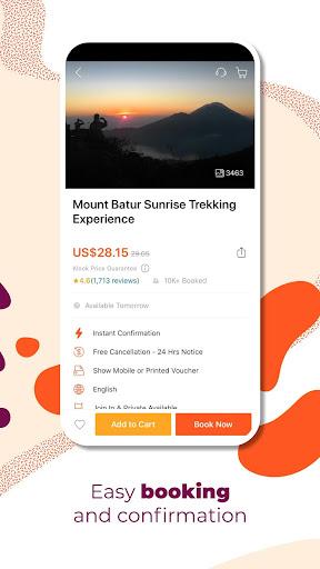 Klook: Travel & Leisure Deals 5.43.0 Screenshots 5