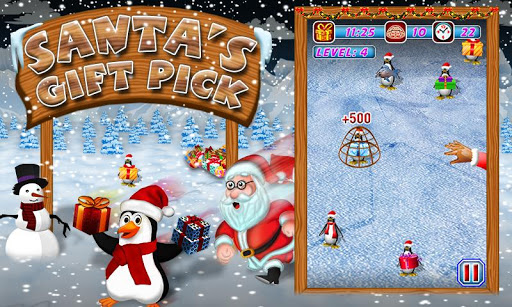 Santas Gift Pick 1.2 screenshots 4