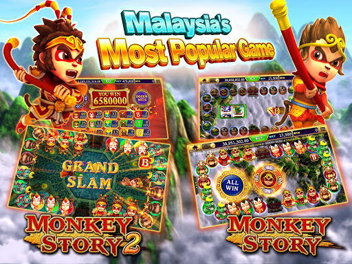 JinJinJin - Monkey Storyu3001FishingGameu3001God Of Wealth filehippodl screenshot 16