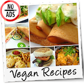 Vegan Recipes No-Ads
