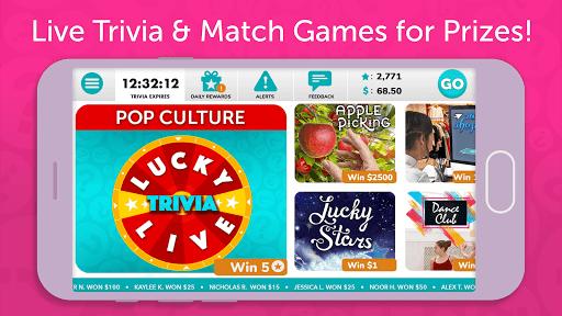 Lucky Trivia Live screenshot 1