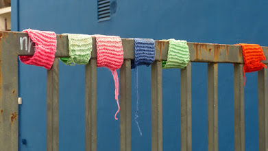 Photo: Urban Knitting; Strick Guerilla