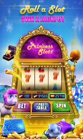android Princess Coin Palace Screenshot 8