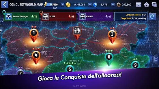MARVEL Future Fight- miniatura screenshot