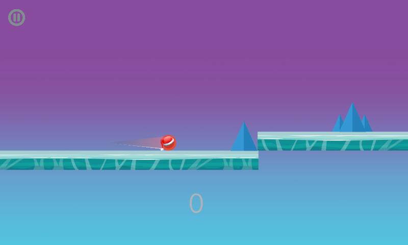android Jumpy Ball Screenshot 2