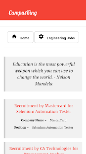CampusKing-  Referral Drives , Jobs for Engineers- screenshot thumbnail