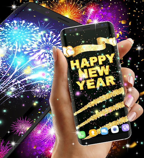 Happy new year 2020 live wallpaper 13.8 screenshots 12
