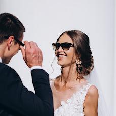 Wedding photographer Saulius Aliukonis (onedream). Photo of 20.08.2018