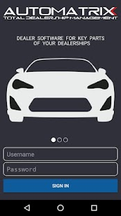 Automatrix Mobile- screenshot thumbnail