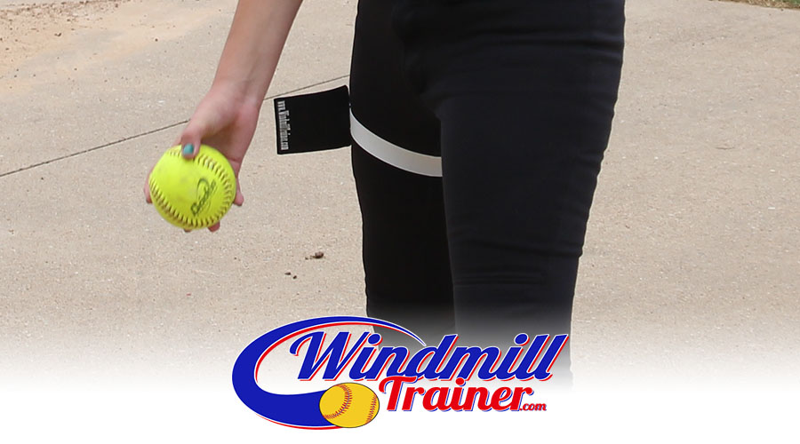 Windmill Trainer Pitching Training Aid