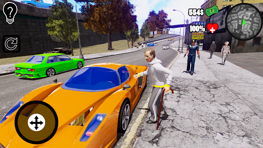 San Andreas Angry Grandpa 1.0 screenshots 3