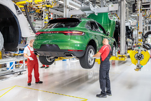 Your new Porsche could be seriously delayed as semiconductor and microchip shortages worsen