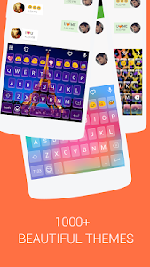 Emoji Keyboard - Emoticons(KK) v3.7.6