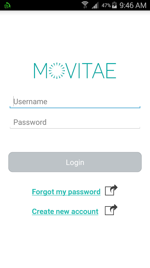 Movitae- screenshot