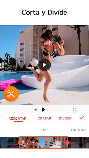 YouCut - Editor de Videos Profesional screenshot 2