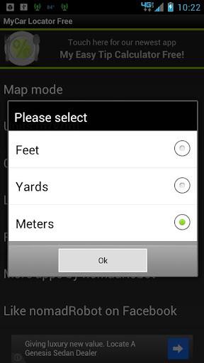 MyCar Locator Free screenshot 6