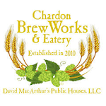 Logo for Chardon BrewWorks