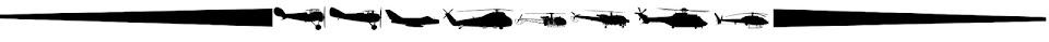 spad nieuport Mystere II sikorsky Alouette puma fennec